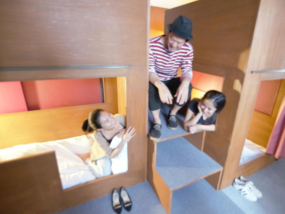男女混合フロア(6階、7階、8階) 【ドミトリー】