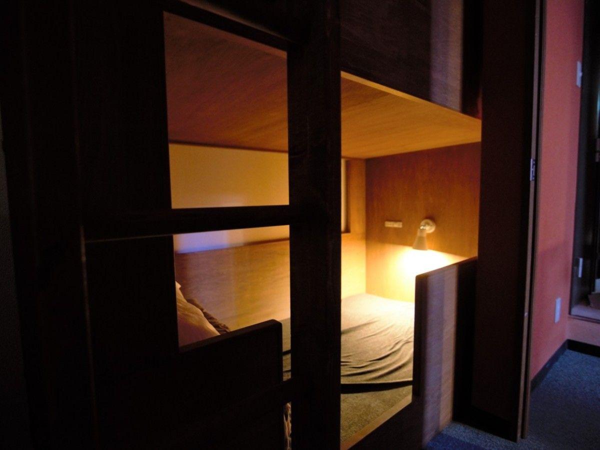 Mixed floor Bunk Bed Room