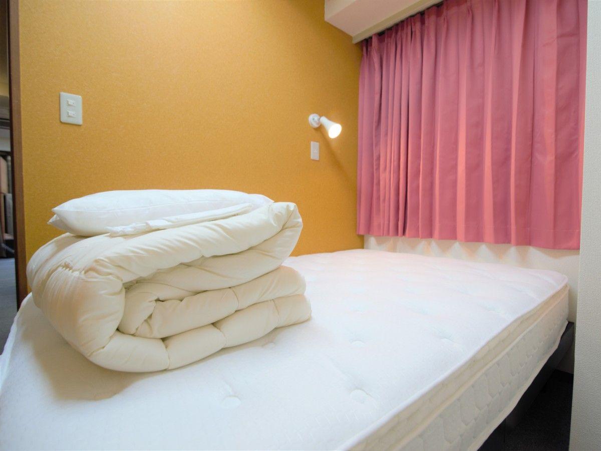 男女混合フロア(6階、7階、8階) 【個室・ダブルルーム】